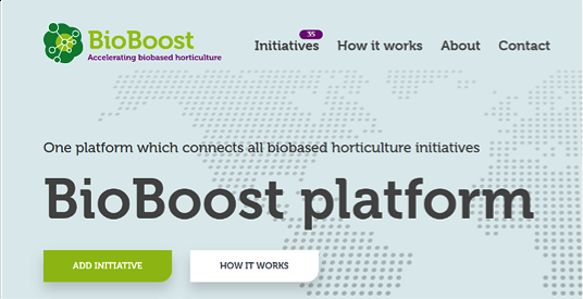 Digital platform for BioBased horticulture launched