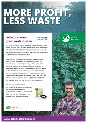 More profit, less waste!