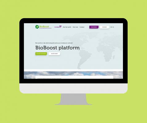 Nieuwe mijlpaal BioBoost Platform