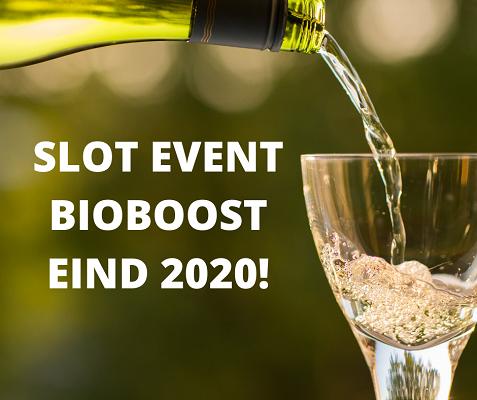 BioBoost verlengd tot eind 2020