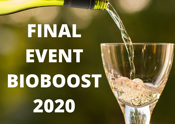Invitation for Final Event BioBoost 2020